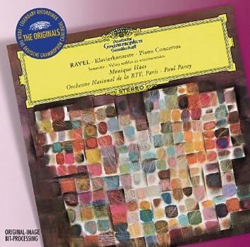 Ravel: Piano Concertos; Sonatine; Valses