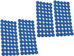 200 Piezas Antideslizantes De Goma Muebles De Piso Almohadillas Autoadhesivas Protección Contra Rayones