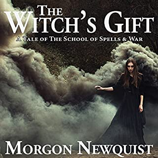 The Witch's Gift audiobook cover art