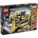 LEGO - Technic - jeu de construction - Le bulldozer motorisé