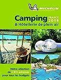 Guide Camping & Hotellerie de plein air France Michelin 2018