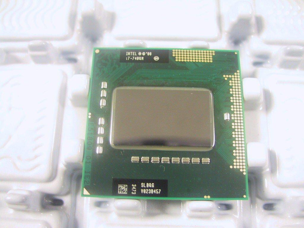 Intel Core i7 Mobile i7-740QM 1.733 GHz Laptop CPU BY80607005259AA SLBQG