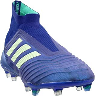 adidas Mens Predator 18+ Firm Ground Soccer Casual Cleats,