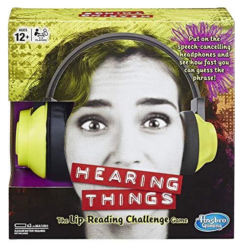 Hasbro Juego de oídos para Juegos