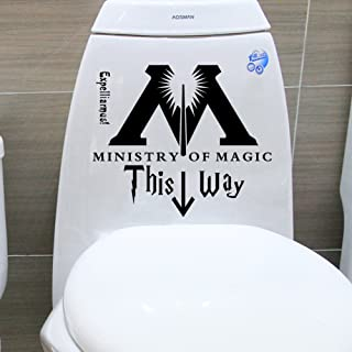 Best this way to the ministry of magic sign Reviews