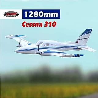DYNAM RC Airplane Cessna 310 Grand Cruiser 1280mm Wingspan - PNP