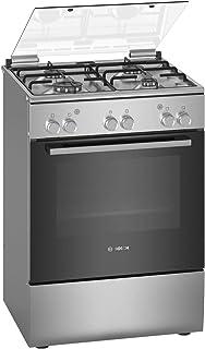 Bosch Free Standing Full Gas Cooker, HGA120B50M