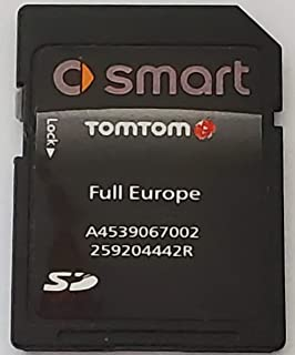 Smart Europe 2019   A4539067002 SD Karte