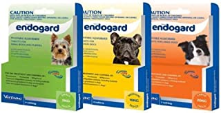 Endogard All Wormer 2 Tabs for Large Dog, 3 count
