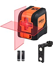 Tacklife SC-L01-50 Feet Laser Level Self-Leveling Horizontal and Vertical Cross-Line..