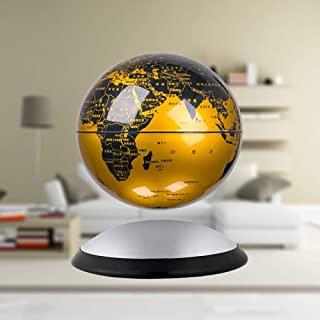 FEE-ZC Explore The World 6 inch Suspension Globe with maglev Technology, Technology Decoration