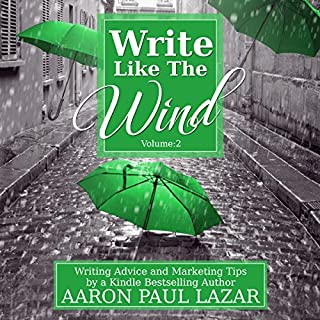 Write Like the Wind, Volume 2 audiobook cover art