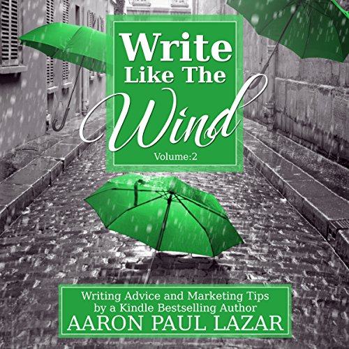 Write Like the Wind, Volume 2 audiobook cover art