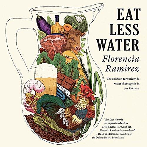 Eat Less Water audiobook cover art