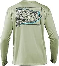 Salinity Gear Performance Fishing Shirt- UPF 50+ Dri-Fit Shirt