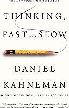 Thinking, Fast and Slow de Daniel Kahneman (2011-10-25).