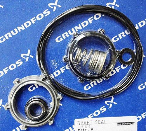Preisvergleich Produktbild Grundfos Dichtungssatz für JP5 / JP6 - 96768182