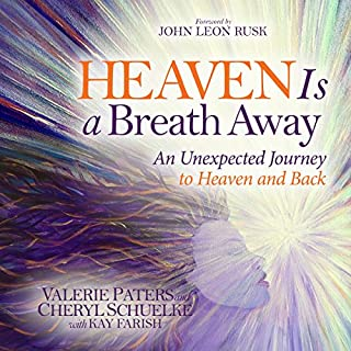 Heaven Is a Breath Away audiobook cover art
