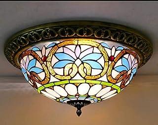 Mediterranean Ceiling Lamp Led Round Ceiling Lamp Hotel Engineering Custom Ceiling Lamp Aisle Porch Corridor Balcony Lamps...