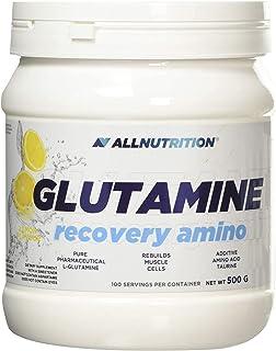 ALLNUTRITION Glutamine Recovery Amino, Lemon, 1 kg