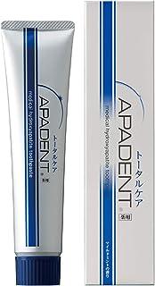 アパデント トータルケア 120g 口臭・歯周病・むし歯予防ハミガキ (医薬部外品)