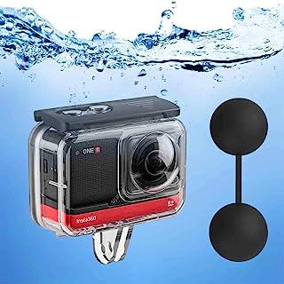 Estuche de buceo para cámara de acción Insta360 ONE R 360