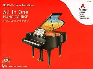 Bastien All in One Piano Course Primer A
