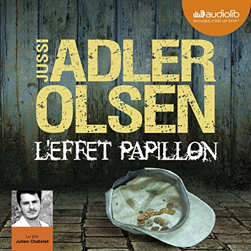 L'effet papillon Audiobook By Jussi Adler-Olsen cover art