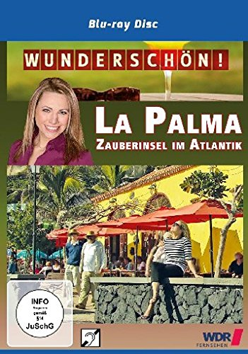 Wunderschön! - La Palma - Zauberinsel im Atlantik [Blu-ray]