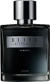 Elite Gentleman Eau de Toilette negro para hombre.