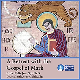 A Retreat with the Gospel of Mark audiobook cover art