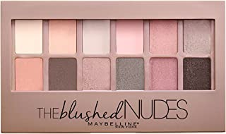 Maybelline New York The Blushed Nudes, 0.34 Ounce