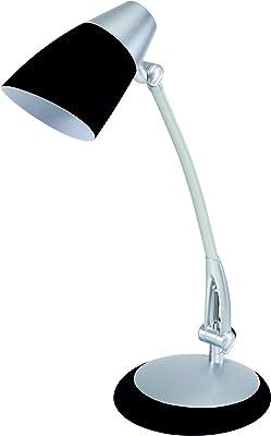 Alba escritorio, FLUOFIT, negro, E27 13|wattsW 230|V