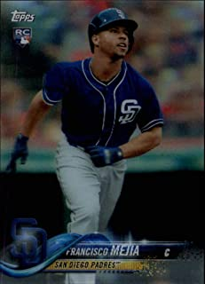2018 Topps On Demand 3D Baseball #35 Francisco Mejia San Diego Padres RC Rookie Very Limited Print Run