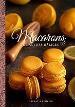 Carnet de recettes macarons et autres délices - Livre de cuisine personnalisable: Cahier de Recettes à Remplir - Fiches re...