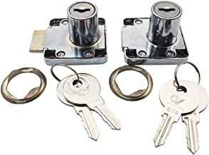 Best square drawer lock Reviews