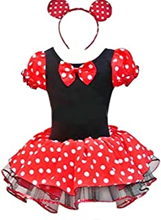 098047aac Amazon.com: Minnie Mouse - Dresses / Clothing: Clothing, Shoes & Jewelry