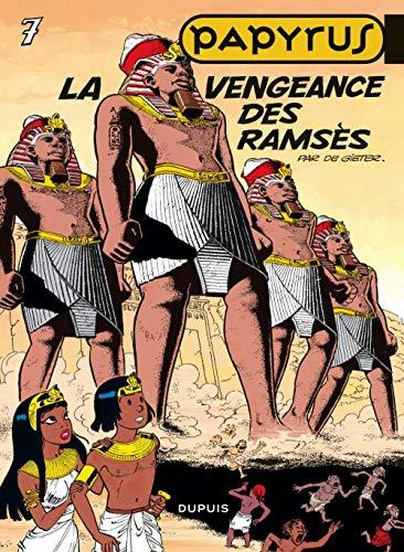 Papyrus, tome 7 : la vengeance des Ramsès