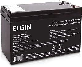 Bateria Selada, Elgin, 12V, Chumbo, Vrla, 7Ah