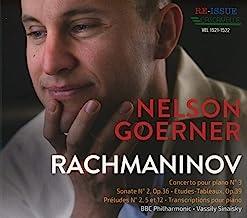 Nelson Goerner - Nelson Goerner Plays Rachmaninov