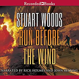 Run Before the Wind audiobook cover art