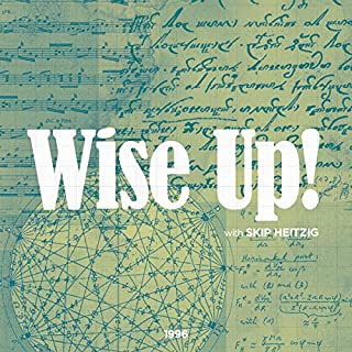Wise Up! audiobook cover art
