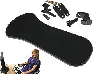 180 Grad verstellbare Computer Schreibtisch Verlängerung Arm Handgelenkauflage Unterstützung Mauspad Halter