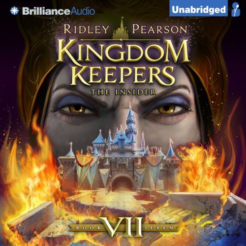 Kingdom Keepers VII audiobook cover art