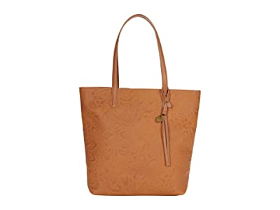 Lucky Brand Lina Tote (Vachetta) Handbags