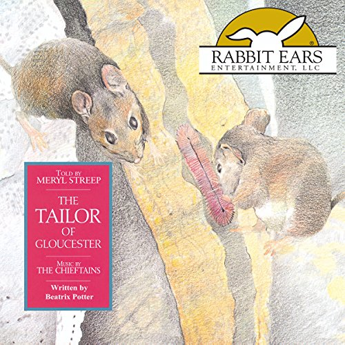 The Tailor of Gloucester audiobook cover art