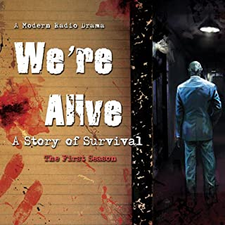 We're Alive: A Story of Survival - The First Season cover art