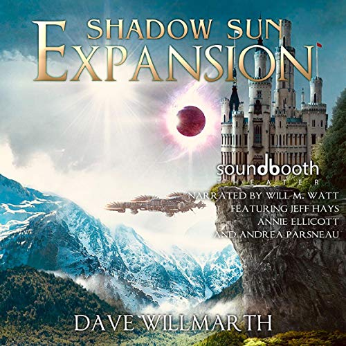 Shadow Sun Expansion audiobook cover art
