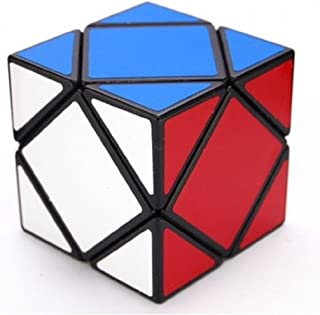 Ultra Smooth Magic Skewb Puzzle Toy with Black Base Puzzle Mind Refresher Toy