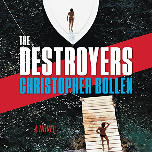 The Destroyers audiobook cover art